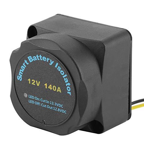 Aislador de batería dual, aislador de batería de batería VSR sensible S para ATV para aislador de ATV 12v