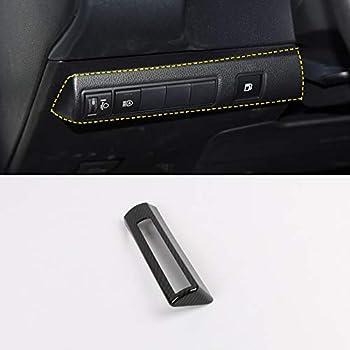 per Corolla//Corolla Touring Sports E210 2019 2020 Cornici dei Pannello Interno Plastica ABS 1 pezzi