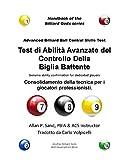 Test di Abilita Avanzate del Controllo Della Biglia Battente: Consolidamento della tecnica per i giocatori professionisti