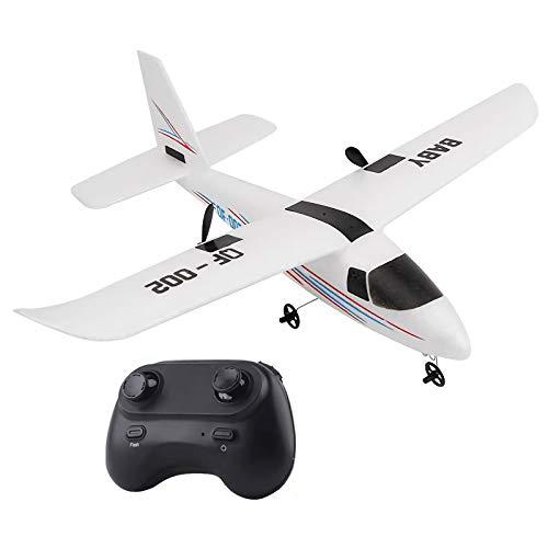 RC Control Remoto Avión PPE Delta Modelo De Los Aviones DIY Montado Avión Juguetes para Niños (AA)