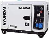 HYUNDAI HY-DHY8600SE Generador Diésel Insonorizado Monofásico