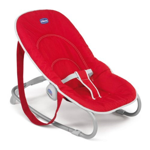 Chicco Easy Relax - Hamaca, color rojo