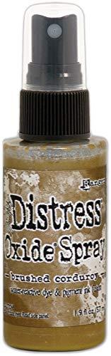 Tim Holtz - Ranger TSO67597 Distress Oxide Spray BRSH CORDU, Brushed Corduroy