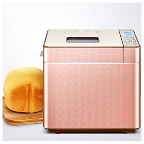 Fantastic Deal! MDEOH Home Bread Machine Programmable Gluten-Free 1 Hour Heat Preservation 15 Hours ...
