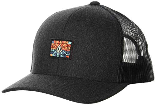 Volcom Day Waves Cheese Gorra, Hombre, Charcoal Heather,...