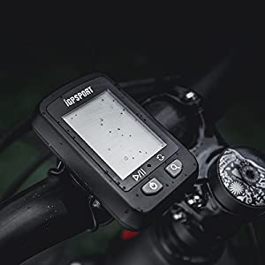 iGPSPORT Ciclocomputador GPS iGS20E Computadora Bicicleta Inalámbrica Ciclismo Cuentakilometros Bici