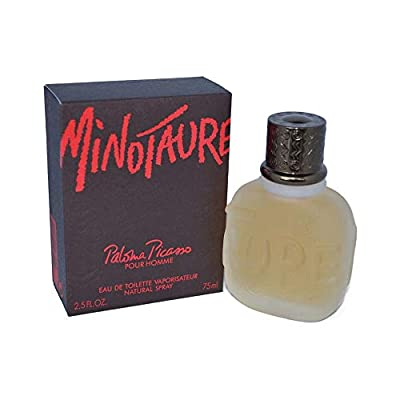 Paloma Picasso Minotaure For Men. Eau De Toilette Spray 2.5 Ounces