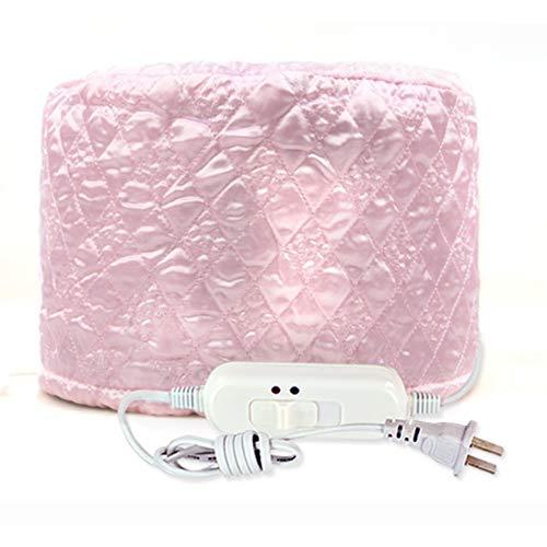Capuchon thermique Capuchon électrique pour cheveux Capuchon pour spa Bouchon nourrissant pour cheveux Traitement thermique de beauté