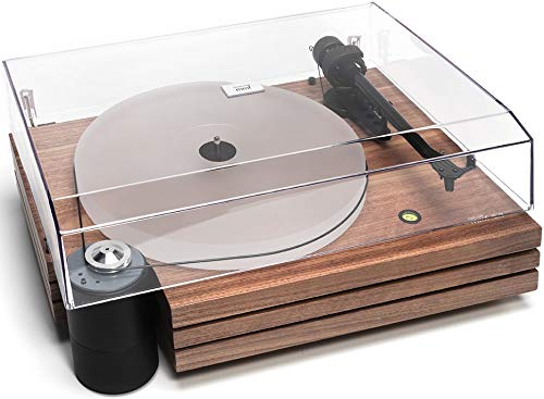 Check Out This Music Hall MMF9.3 Turntable with Carbon-Fiber Tonearm and Goldring Eroica LX Cartridg...