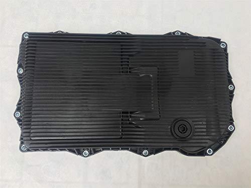 Piezas AUTOMÁTICAS Kit Filtro DE Pan DE TRANSMISIÓN AUTOMÁTICA/Ajuste para BMW F10 F20 F35 X3 X5 (Color : Black2)