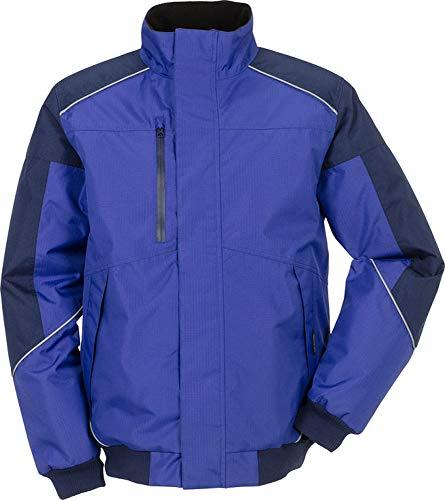 Planam Outdoor Winter Jacke Blouson Desert in Verschiedenen Farben und Größen bis 8XL (blau-Marine, XL)