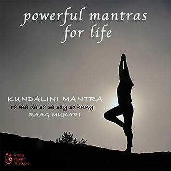 Powerful Mantras for Life - Kundalini Mantra