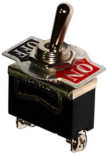 AERZETIX: Interruptor conmutador de palanca SPST ON-OFF 15A/250V, 2 posiciones C10654