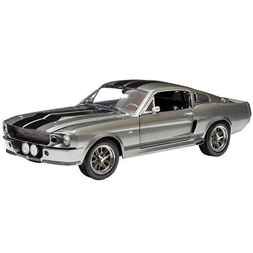 Greenlight - Diecast Car 1967 Ford Mustang Shelby GT 500, ispirado por el Coche de la película Eleanor de Gone in 60 Seconds