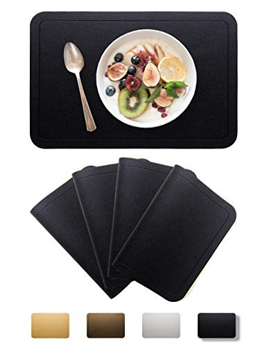 Alpiriral Dining PlaceMats Heat Resistant PlaceMats Easy to...