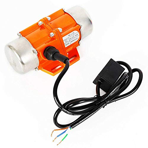 Vibrador de 1/3 fases, motor de vibración asincrónico para dispositivos mecánicos, 3000...