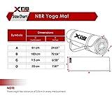 Zoom IMG-2 xn8 tappetino yoga 15mm di