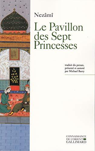 Le Pavillon des Sept Princesses (Conn Orient 1)
