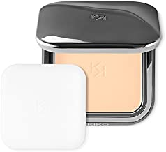 KIKO MILANO - Matte Fusion Pressed Powder Face Powder Foundation With a Natural Matte Powder Finish | Color Honey 04 | Av. in 6 Colors | Cruelty Free | Made in Italy