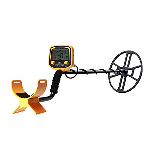Best Prices! XUNAN High Performance Metal Detector with All Metal and Pinpoint Modes Gold Detector w...