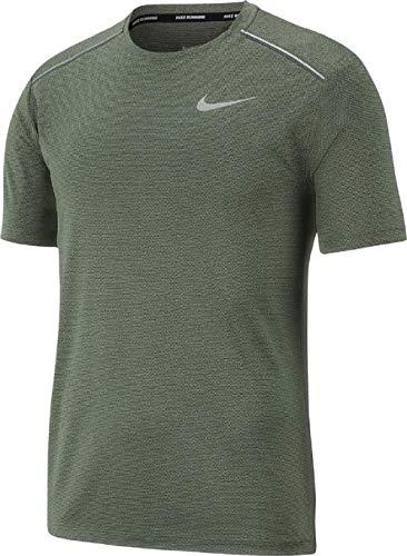 Nike Dry Miler Running Shirt Heren