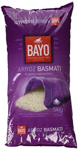 Bayo Arroz Basmati - 5000 ml