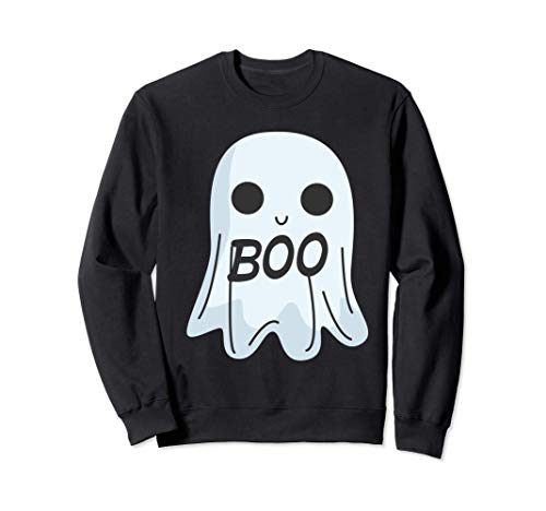 ¡Boo te veo! Disfraz de fantasma genial para Halloween Tee Sudadera