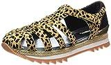 Gioseppo 47608, Zapatillas sin Cordones para Mujer, Multicolor (Leopardo 000), 41 EU