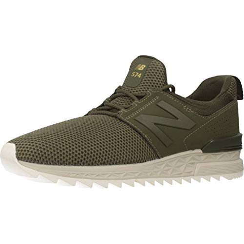 New Balance - Zapatillas New Balance 574 Sport - 180914 MS574DUO Verde - Verde, 41