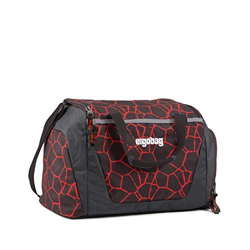 ergobag Unisex-Kinder Duffel Bag Tasche Mehrfarbig (Supbearhero)