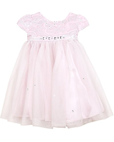 Biscotti Little Girls' Charmed Life Ballerina Dress, Sizes 3,4 (4T) Pink