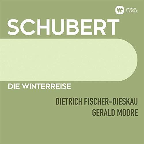 Dietrich Fischer-Dieskau, Franz Schubert & Gerald Moore