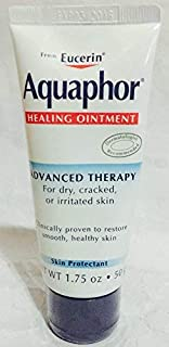 Aquaphor Healing Ointment for Dry, Cracked or Irritated Skin (Pack of 2)