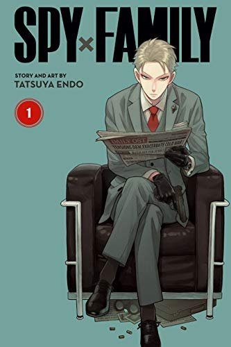 Spy x Family, Vol. 1 (English Edition)