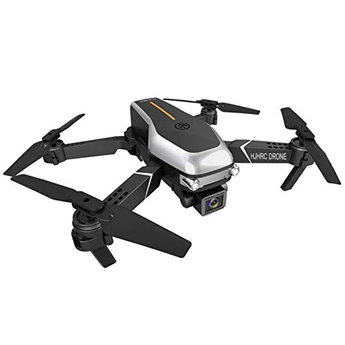 Junglers HJ95 Foldable Drone,Four-axis FPV Camera Drone HD Live Video, Drone Quadcopter with Modular Battery& Carrying Case - 4K