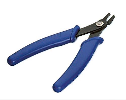 Eichmüller Spezial-Zange | Quetschröhrchen-Zange/Crimping Plier Edelstahl/Kunststoff