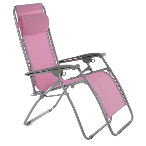 Azuma Zero Gravity Padded Garden Chair