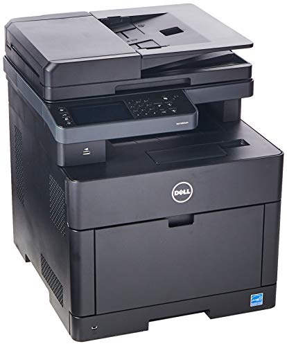 Dell S2825CDN Multifunction Color Smart Printer,Black