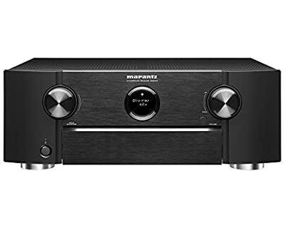 Marantz SR6009 7.2 Network Home Theater A/V Receiver Features Built-In Wi-Fi and Bluetooth