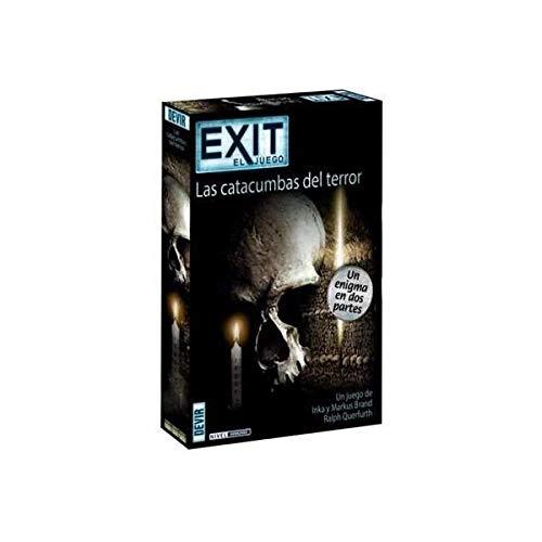 Exit - Las catacumbas del terror (Devir)