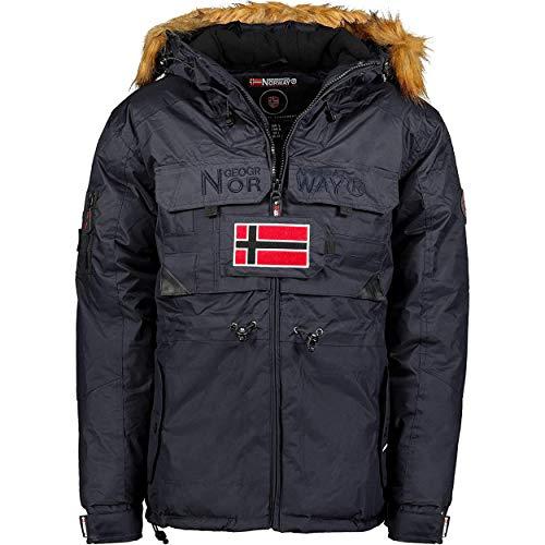 Geographical Norway BENCH MEN - Chaqueta De Hombre Cálida E Impermeable -...