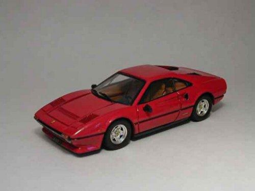 Best Model Modelo A Escala Compatible con Ferrari 308 GTB QV 1982 Red 1:43 BT9245