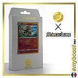 Arcanin 22/149 Holo - #myboost X Soleil & Lune 1 - Coffret de 10 Cartes Pokémon Françaises