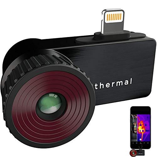 USB-Mini-Taschenformat Wärmebildkamera für Android Ios, Hohe Auflösung Professionelle Kleine IR-Wärmebildkamera
