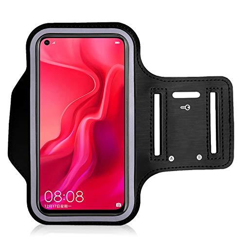 iPro Accessories Nova 4 Schutzhülle für Nova 4, mit Fingerabdruck-Ausweis. Schutzhülle für Huawei Nova 4, für Laufen, Fitnessstudio, Workouts & Übungen