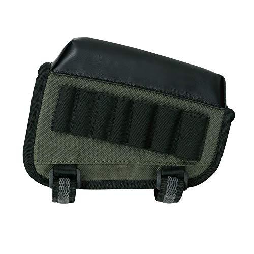 XFC-HUNTING, 狩猟銃ユニバーサルチーク残りライザーパッド銃床ライフル散弾銃カートリッジ弾薬ホルダー右手撮影