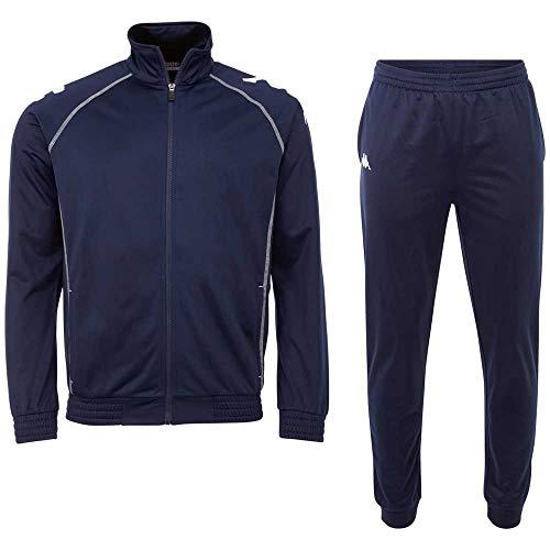 Kappa Herren Ephraim Trainingsanzug, dress blues, M