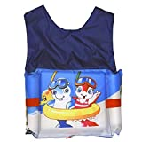 Ad Fresh 2-6 Years Child Thicken Inflatable Swim Vest Kid Swim Trainer Drifting