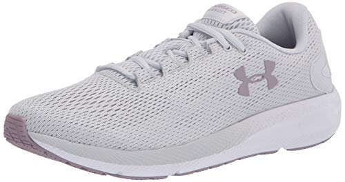 Under Armour Women's Charged Pursuit 2 Running Shoe, Pink, 6.5 M US