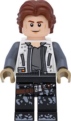 LEGO Star Wars Minifigur: Han Solo (aus Han Solo's Landspeeder) mit Blastern